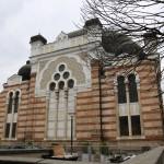 Bulgaria - Sofia - Synogogue