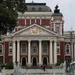Bulgaria - Sofia - National Theatre