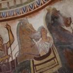 Bulgaria - Kazanlak - Tomb at Kazanlak