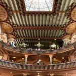 Barcelona - Palau de la Musica Catalana