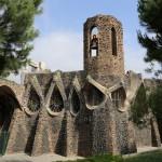 Barcelona - Crypt Colonia Gaudi