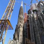 Barcelona - Sagrada Familia Gaudi