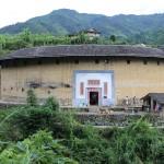 China - Tulou - Chuxi Tulou Cluster