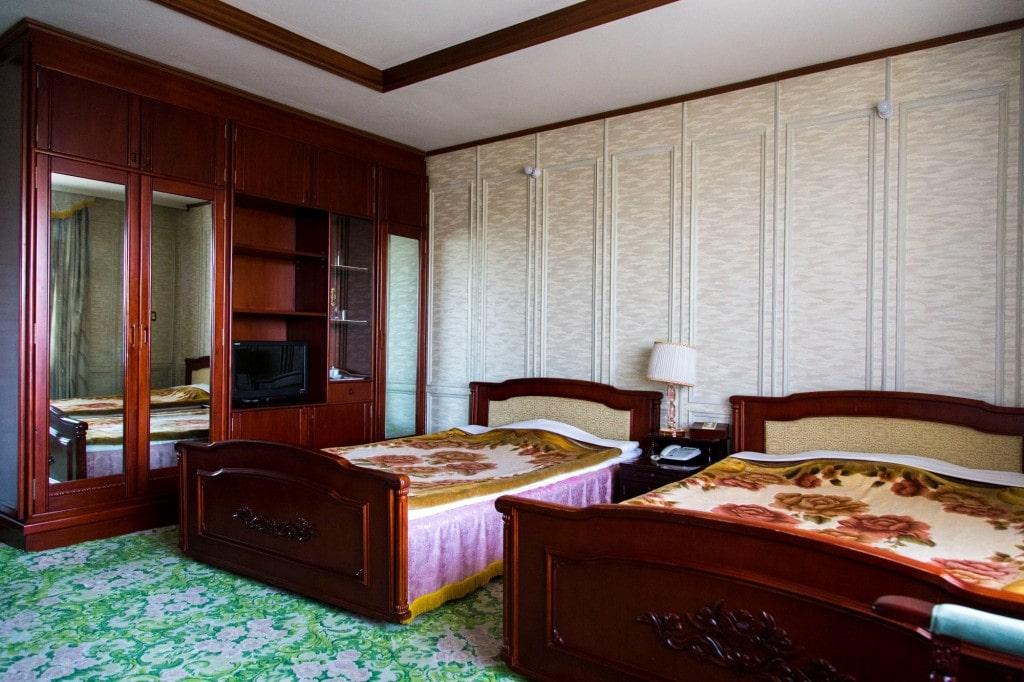 Hotel - Ryonggang Spa House Nampo DPR Korea