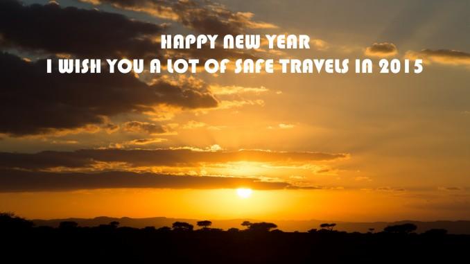 Chris Travel Blog Happy New Year
