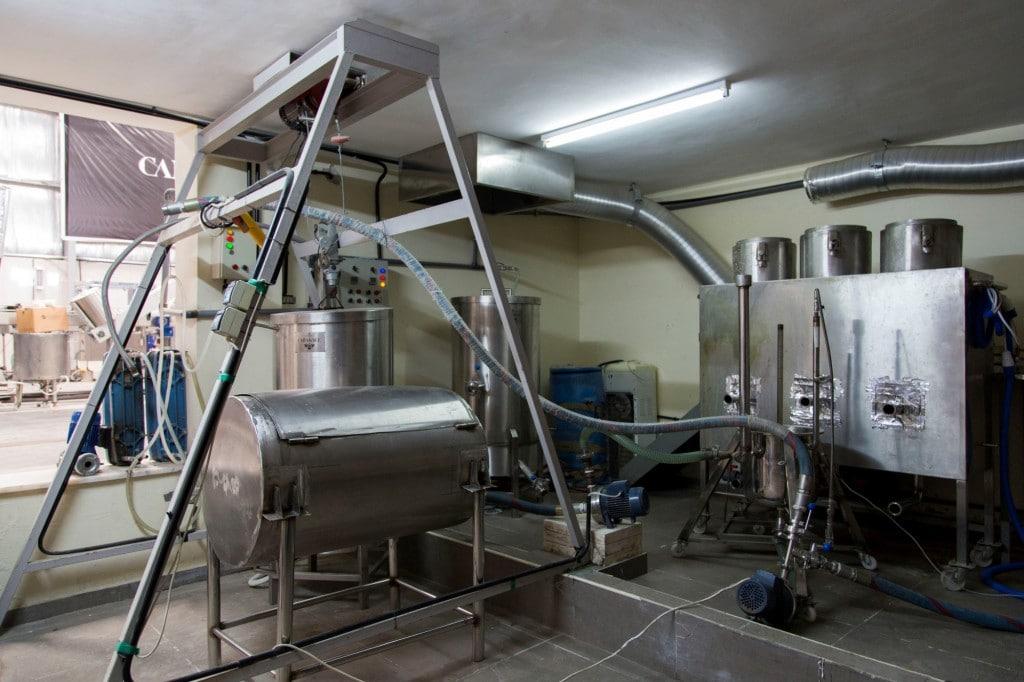 Carakale Brewery Jordan - First Brewery Setup