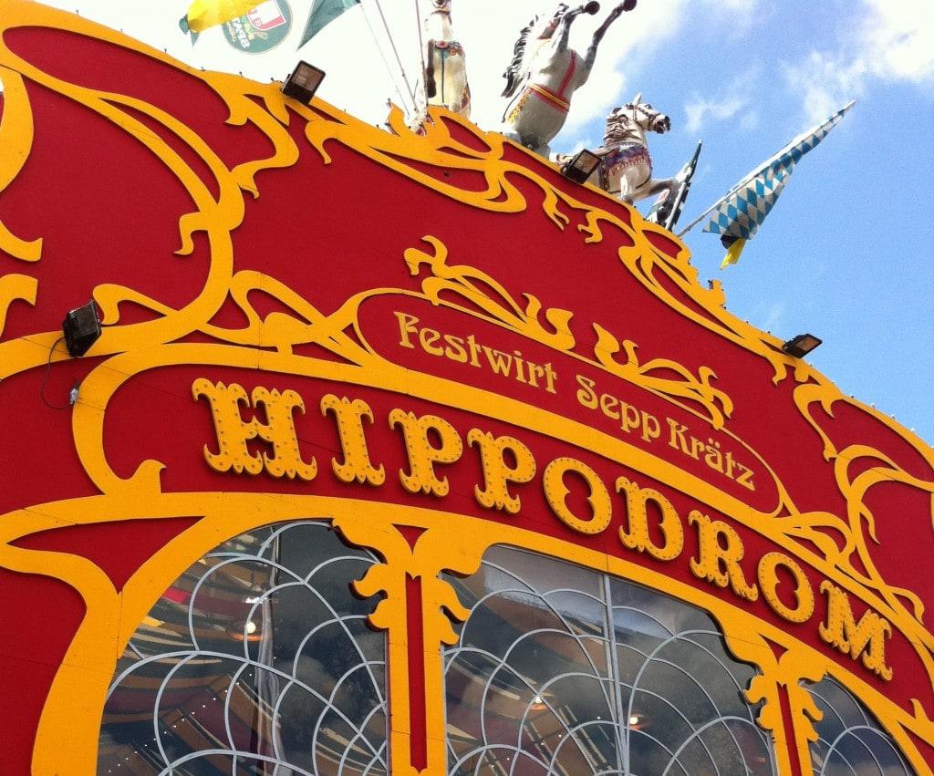 Oktoberfest Munisch Hippodrome