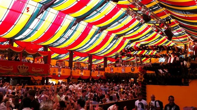Oktoberfest Munich Hippodrome