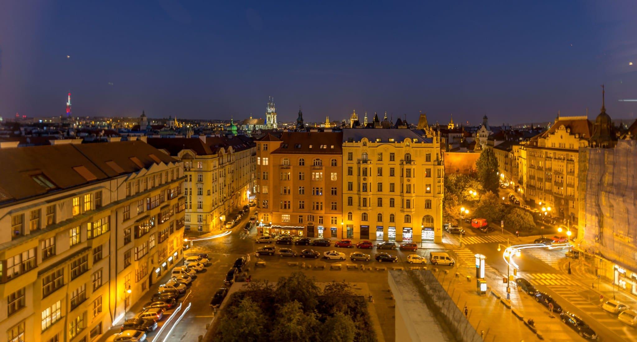 CZECH – Intercontinental Prague, a central located luxury hotel