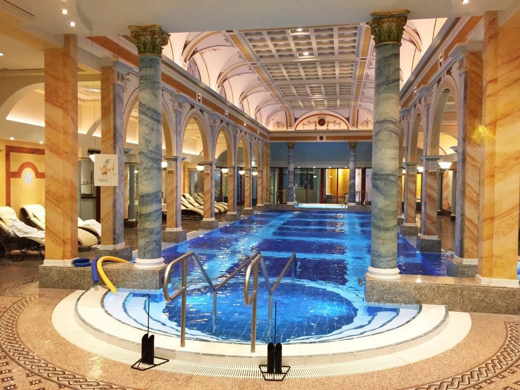 Hotel - Bad Ragaz Grand Resort