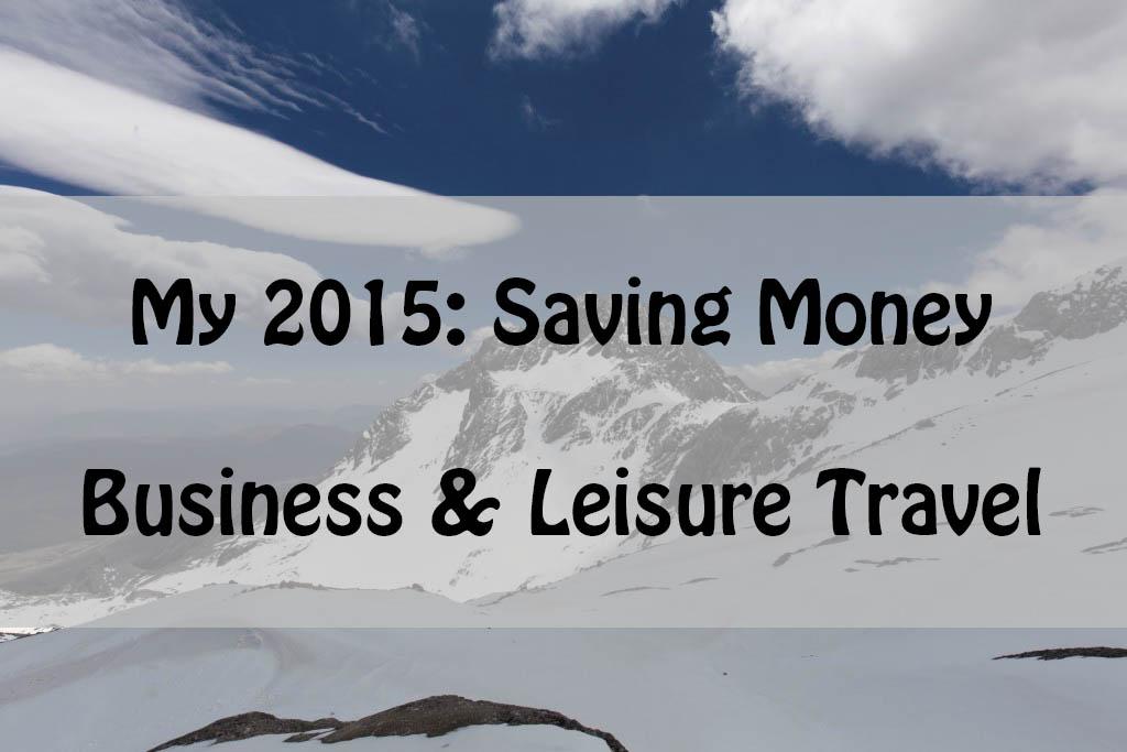 Chris Travel Blog Year 2015