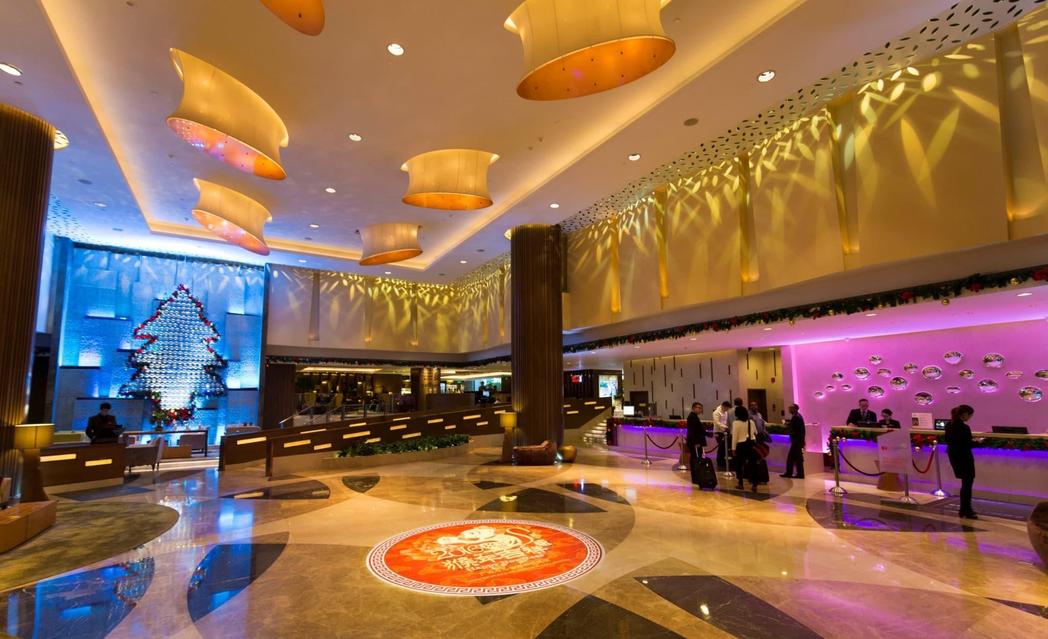 China - Crowne Plaza Guangzhou City Center Hotel Review