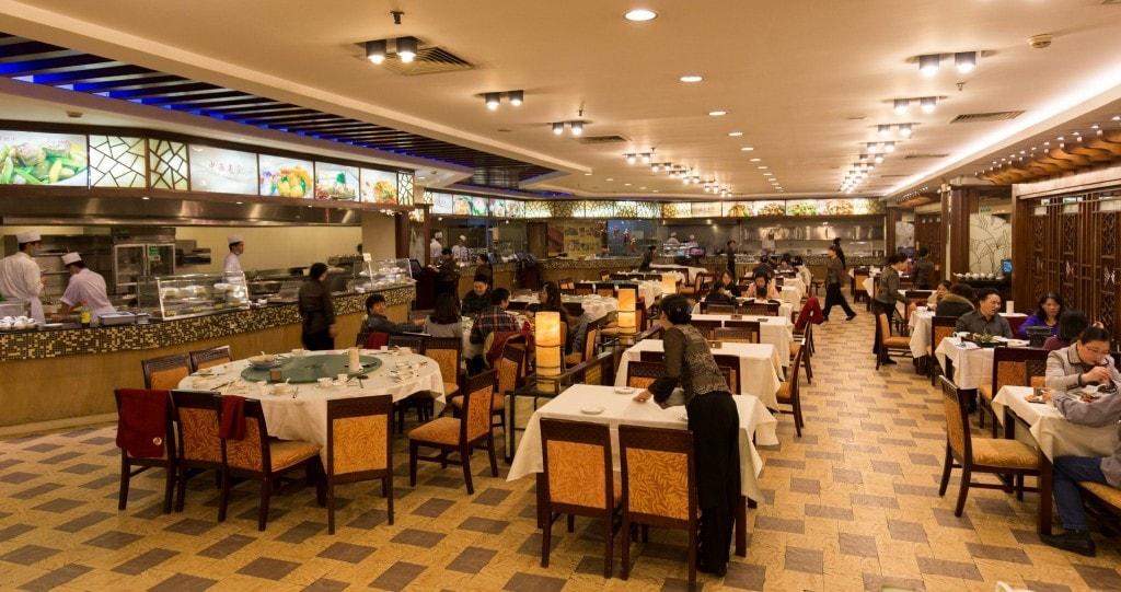 China - Crowne Plaza Foshan Hotel Review
