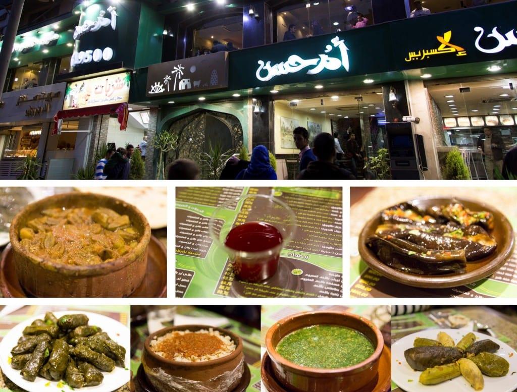 Egypt - Cairo Restaurant Hotspot