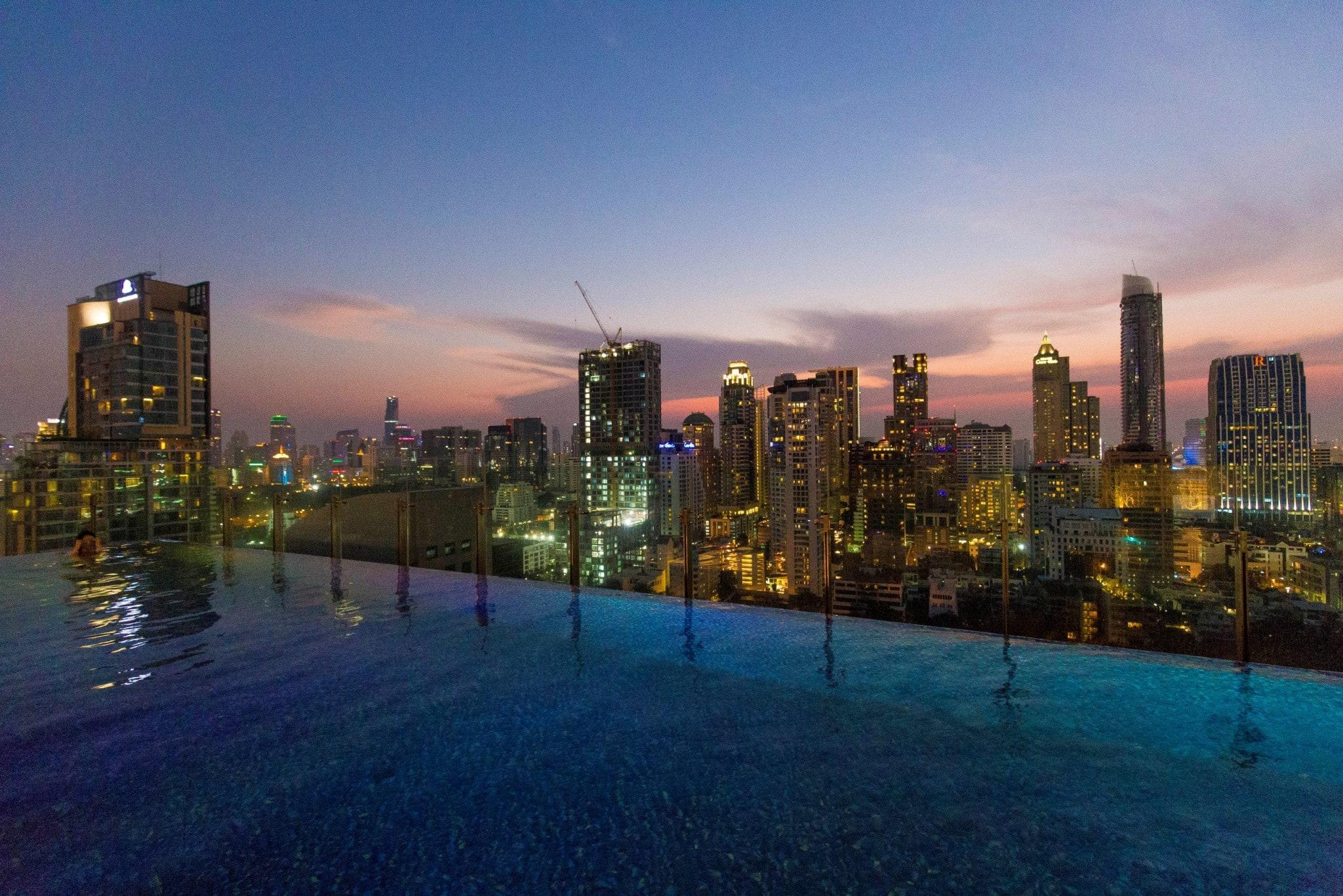 Thailand - Bangkok - Indigo Wireless Road Hotel Review