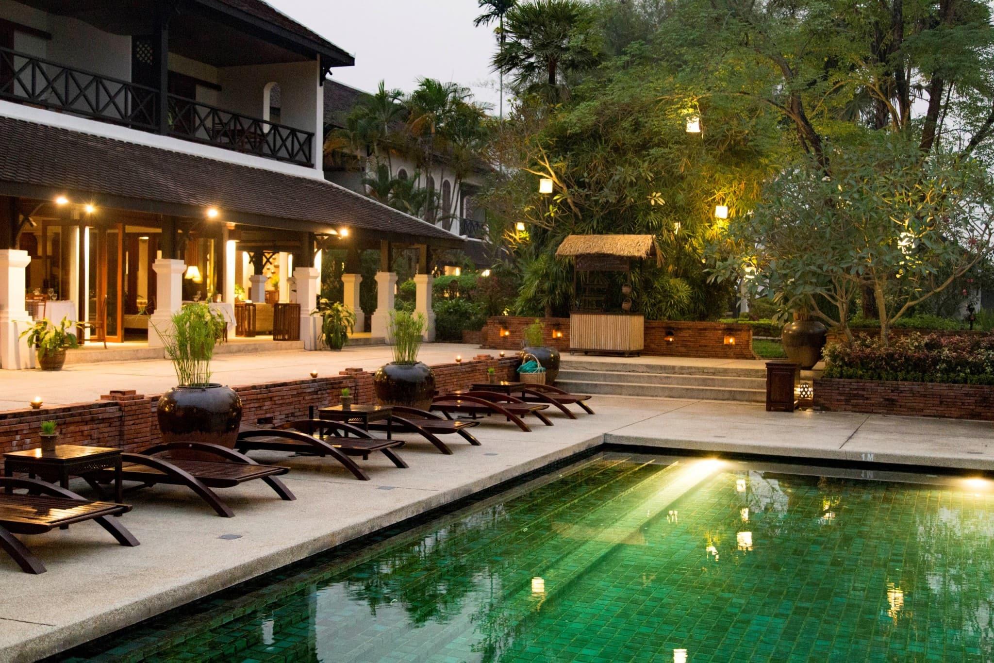 LAOS - Belmond Luang Prabang Residence Phou Vao: a garden resort where dreams come true