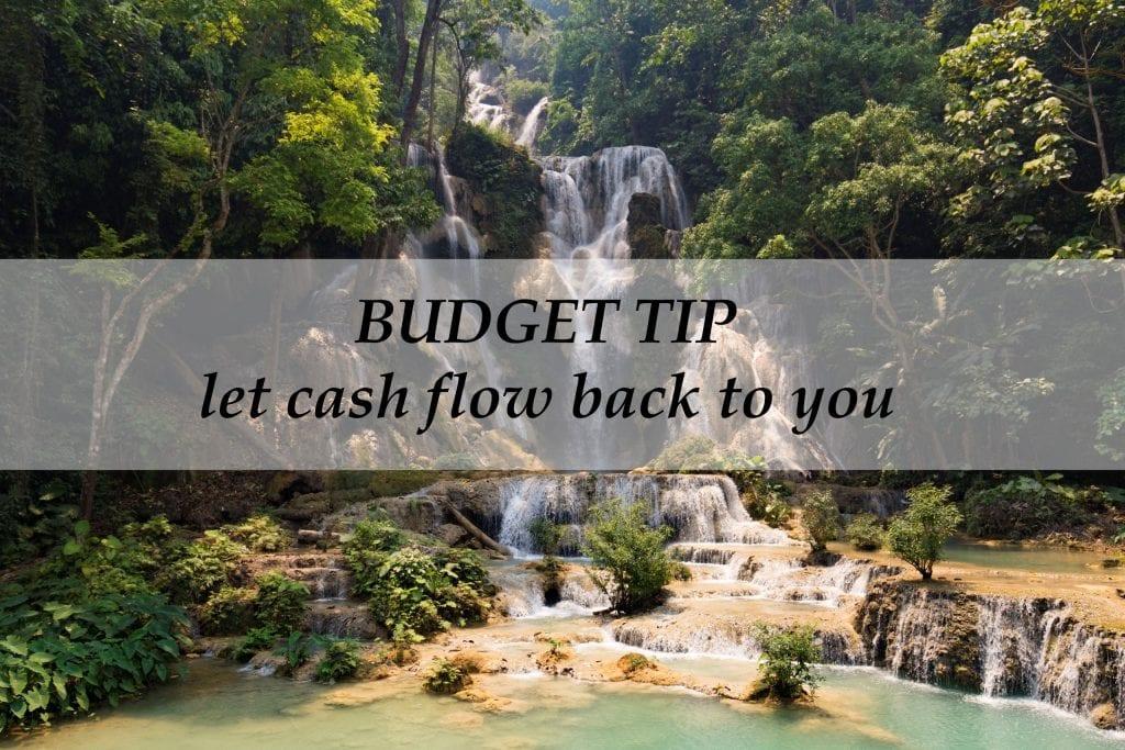 BUDGET TIP - Cashback websites: get up to 10% back on flights, hotels and many more
