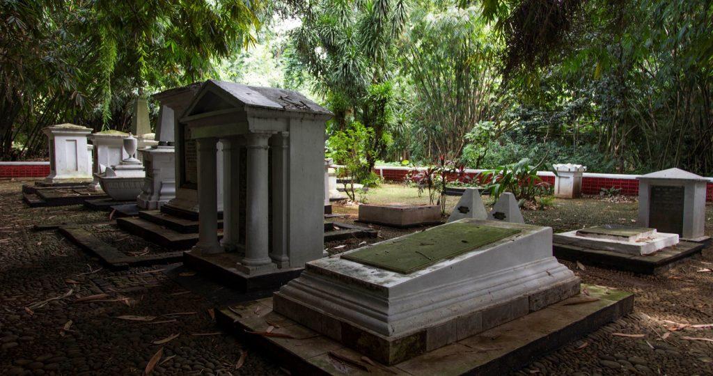 INDONESIA - The Bogor Botanical Gardens as a stop between Jakarta and Bandung