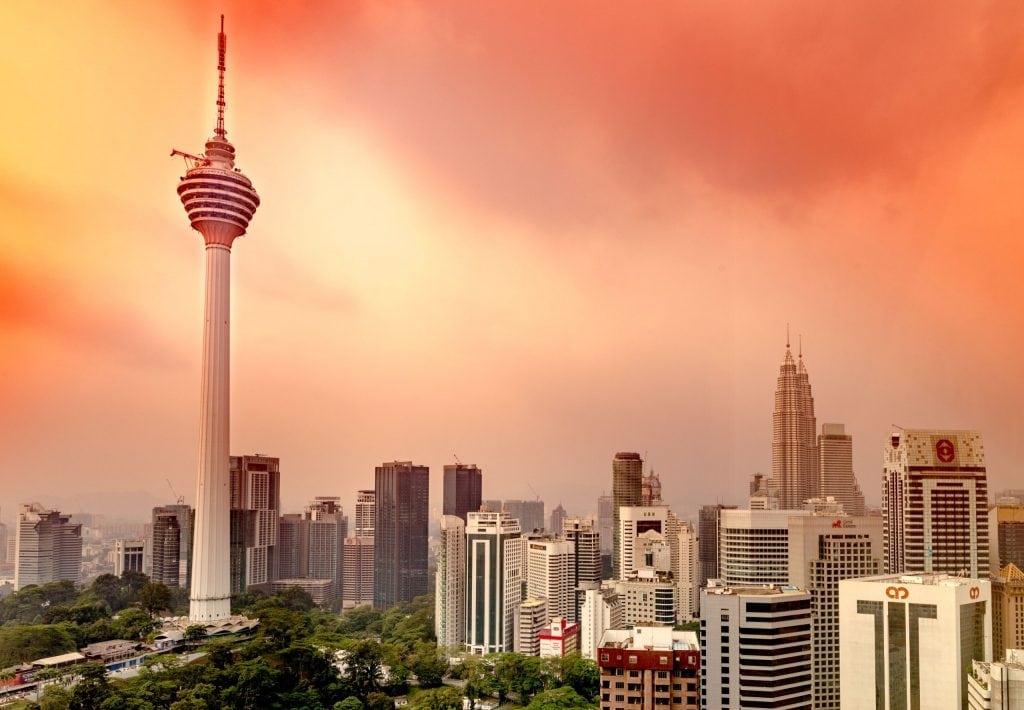 MALAYSIA - Two nights at Lanson Place Kuala Lumpur; luxury serviced apartments