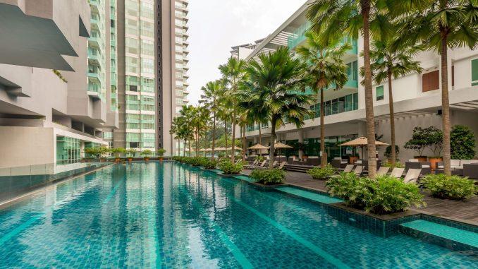 Malaysia Two Nights At Lanson Place Kuala Lumpur Luxury Serviced Apartments