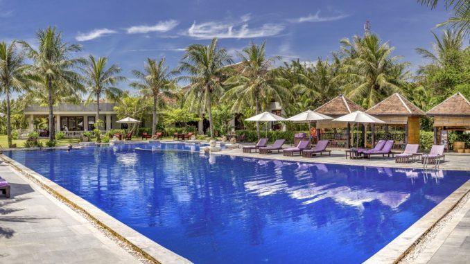 VIETNAM - Ana Mandara Hue is a luxury beach resort & spa
