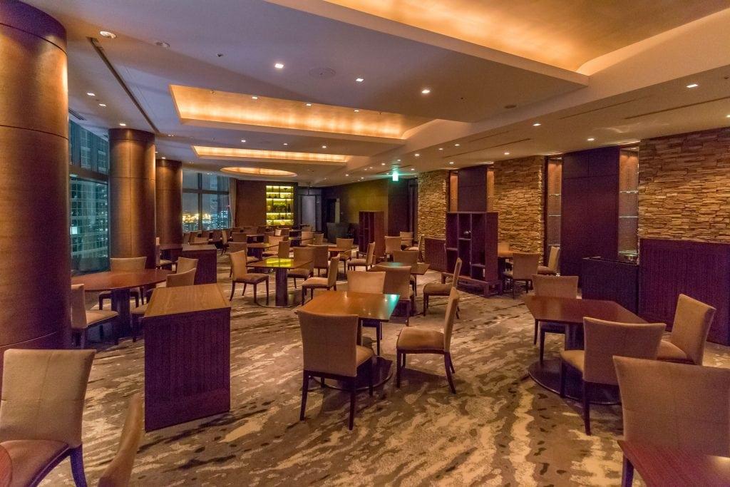 JAPAN - Intercontinental Hotel The Strings: luxury in Shinagawa, Tokyo