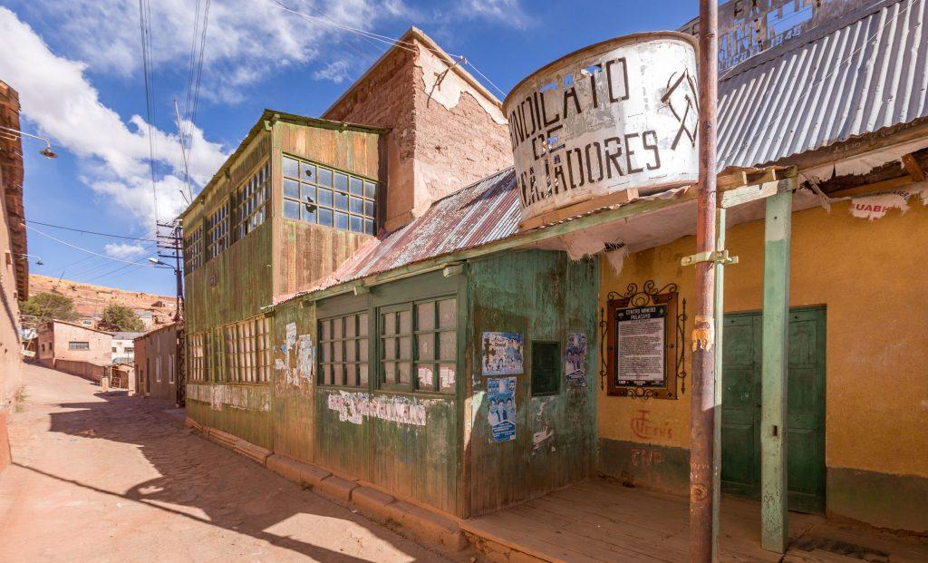 Pulacayo Mining Town - BOLIVIA - Amazing 10-day Bolivia itinerary to Sucre & the Altiplano