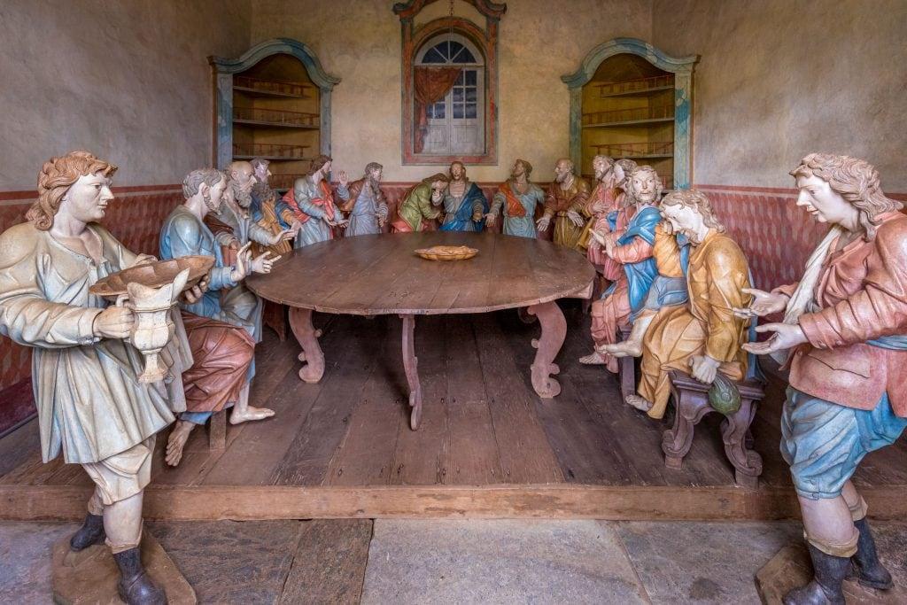 Sanctuary Bom Jesus Congonhas - BRAZIL - A 5-day Minas Gerais itinerary: Belo Horizonte, Ouro Preto & Diamantina
