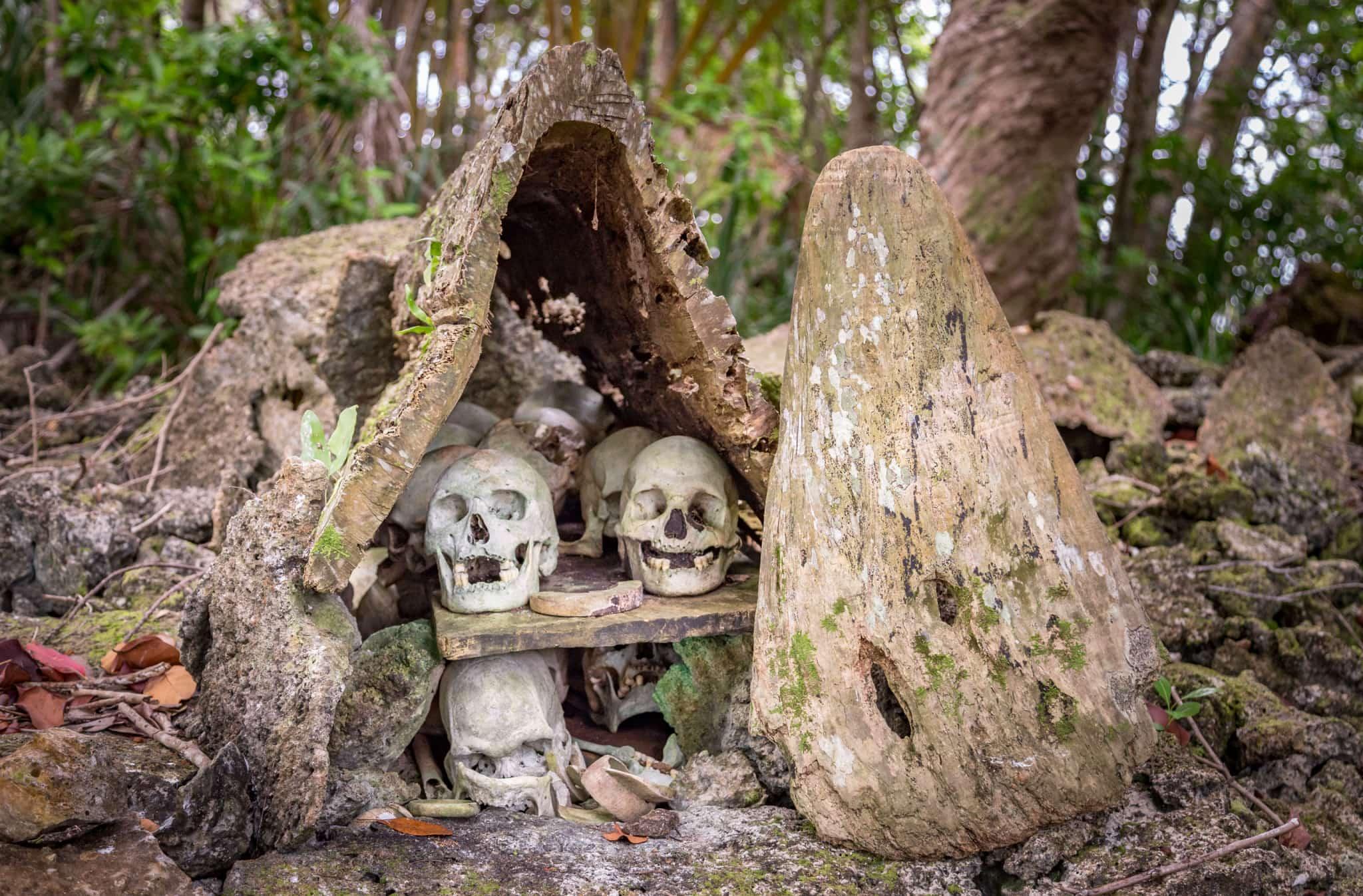 Skull Island - SOLOMON ISLANDS - 7 days in Solomon Islands itinerary: travel guide, tips & inspiration