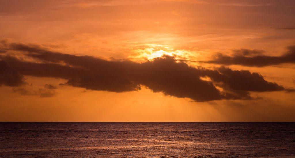 Tanna Sunset - VANUATU - 7 days in Vanuatu itinerary: travel guide, tips & inspiration