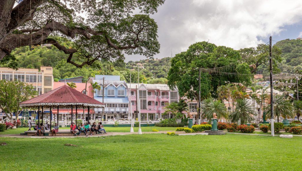 Castries City Center - CARIBBEAN - Antigua, St. Lucia and Barbados: Caribbean island hopping itinerary