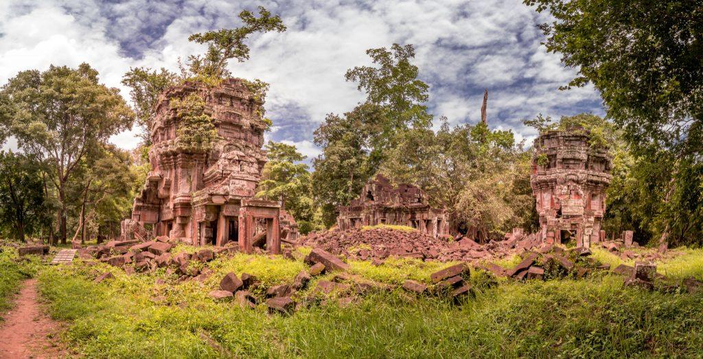 Prasat Preah Khan Kampong Svay - VIETNAM & CAMBODIA - Ho Chi Minh City to Siem Reap itinerary with Mekong Cruise