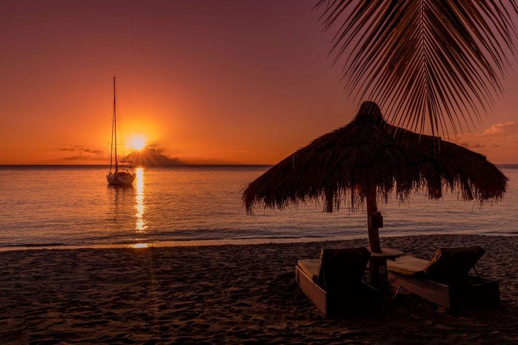 Caribbean Antigua St Lucia And Barbados Caribbean