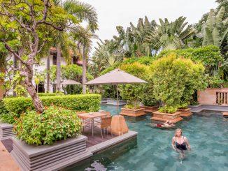 Swimming Pool - CAMBODIA - Park Hyatt Siem Reap hotel review; an urban luxury sanctuary