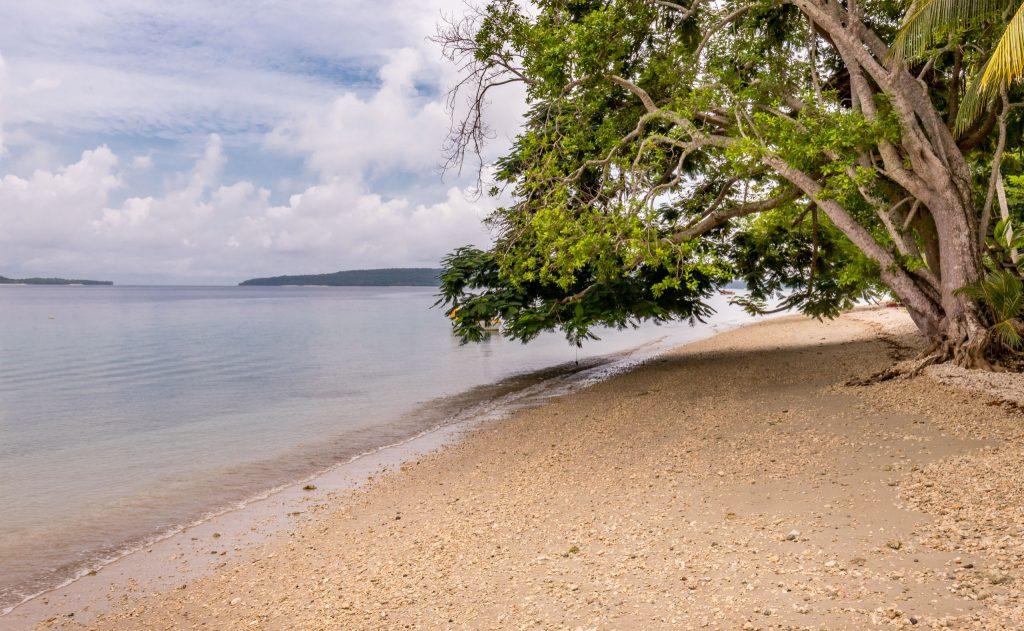 Moso island beach - VANUATU - Must do: Coongoola day cruise from Port Vila