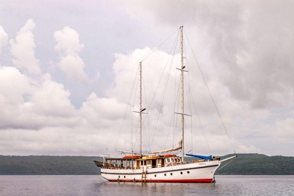 Coongoola - VANUATU - Must do: Coongoola day cruise from Port Vila