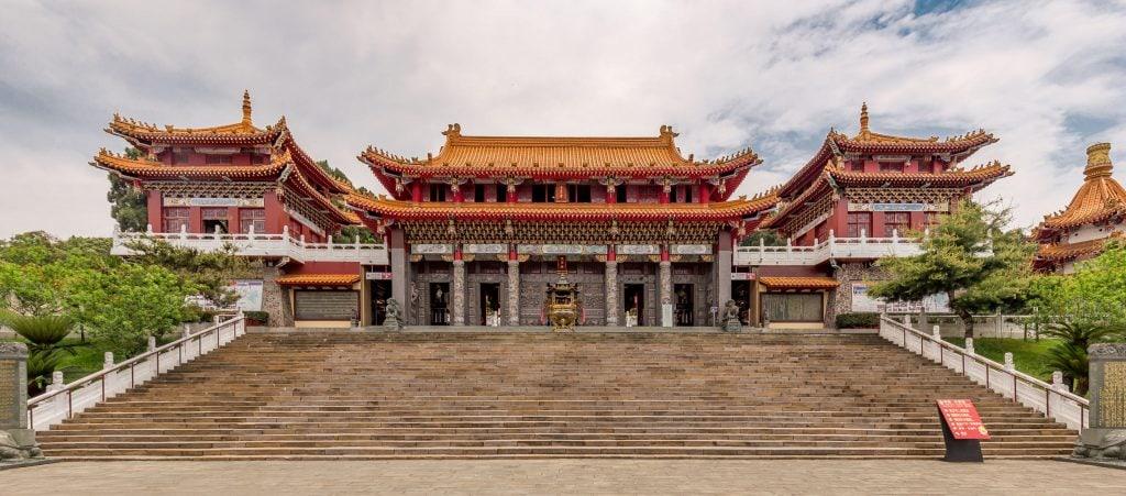 Wenwu Temple - TAIWAN - Day trip to Sun Moon Lake from Taipei or Taichung