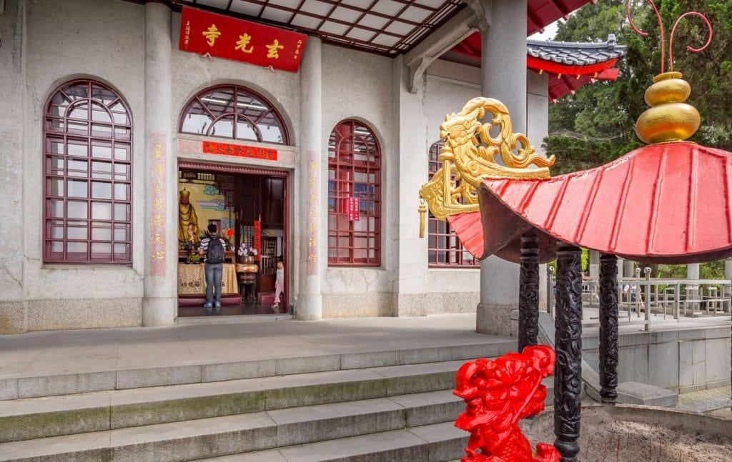 Xuang Guang Temple - TAIWAN - Day trip to Sun Moon Lake from Taipei or Taichung