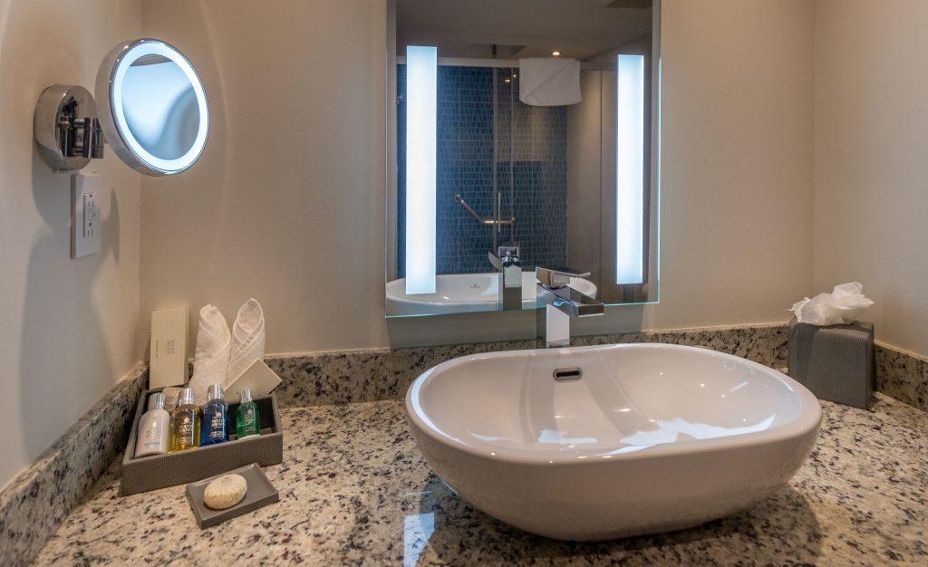 Bathroom - ST. MAARTEN - Sonesta Ocean Point Resort review: Best all-inclusive on St. Maarten