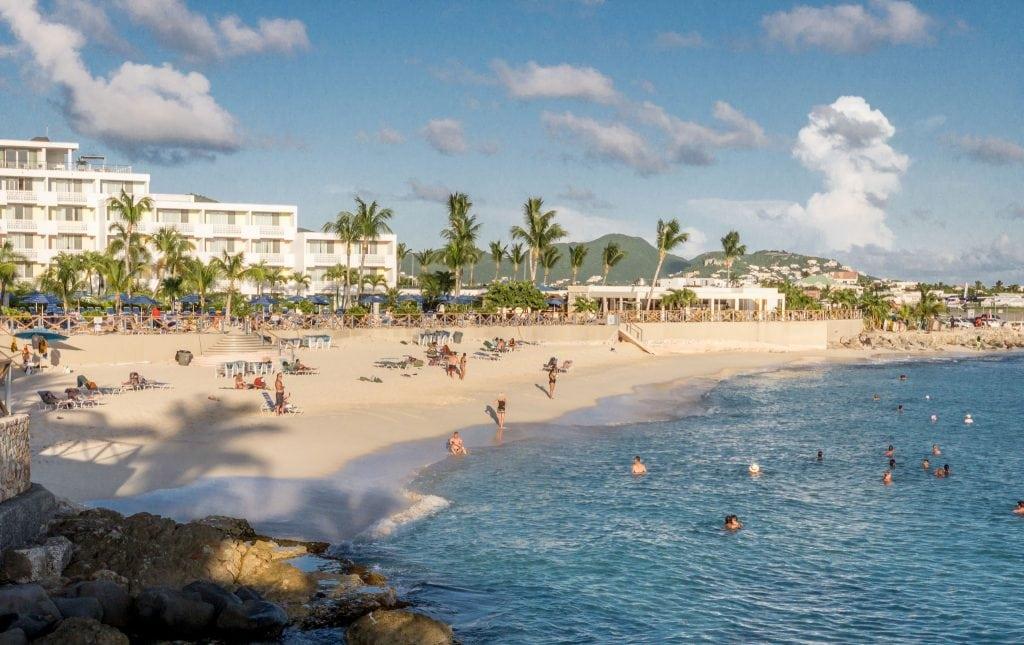 Beach - ST. MAARTEN - Sonesta Ocean Point Resort review: Best all-inclusive on St. Maarten