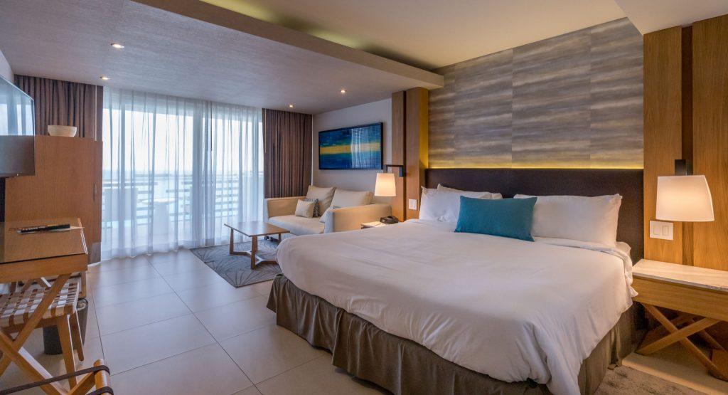 Bedroom - ST. MAARTEN - Sonesta Ocean Point Resort review: Best all-inclusive on St. Maarten