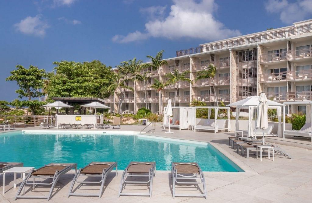 Pool - ST. MAARTEN - Sonesta Ocean Point Resort review: Best all-inclusive on St. Maarten