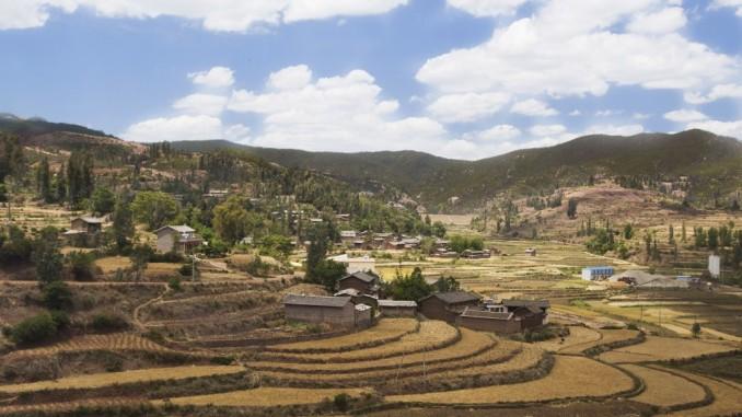 China-Yunnan-Dali
