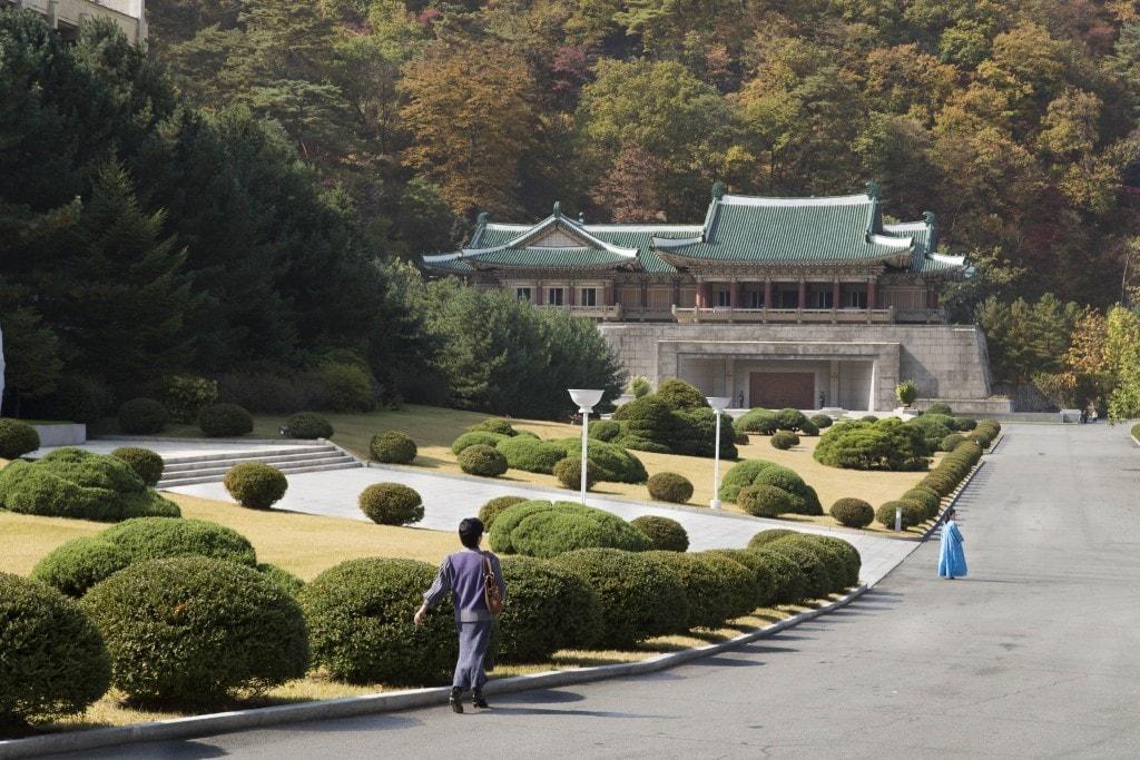 North Korea - Mount Myohyang